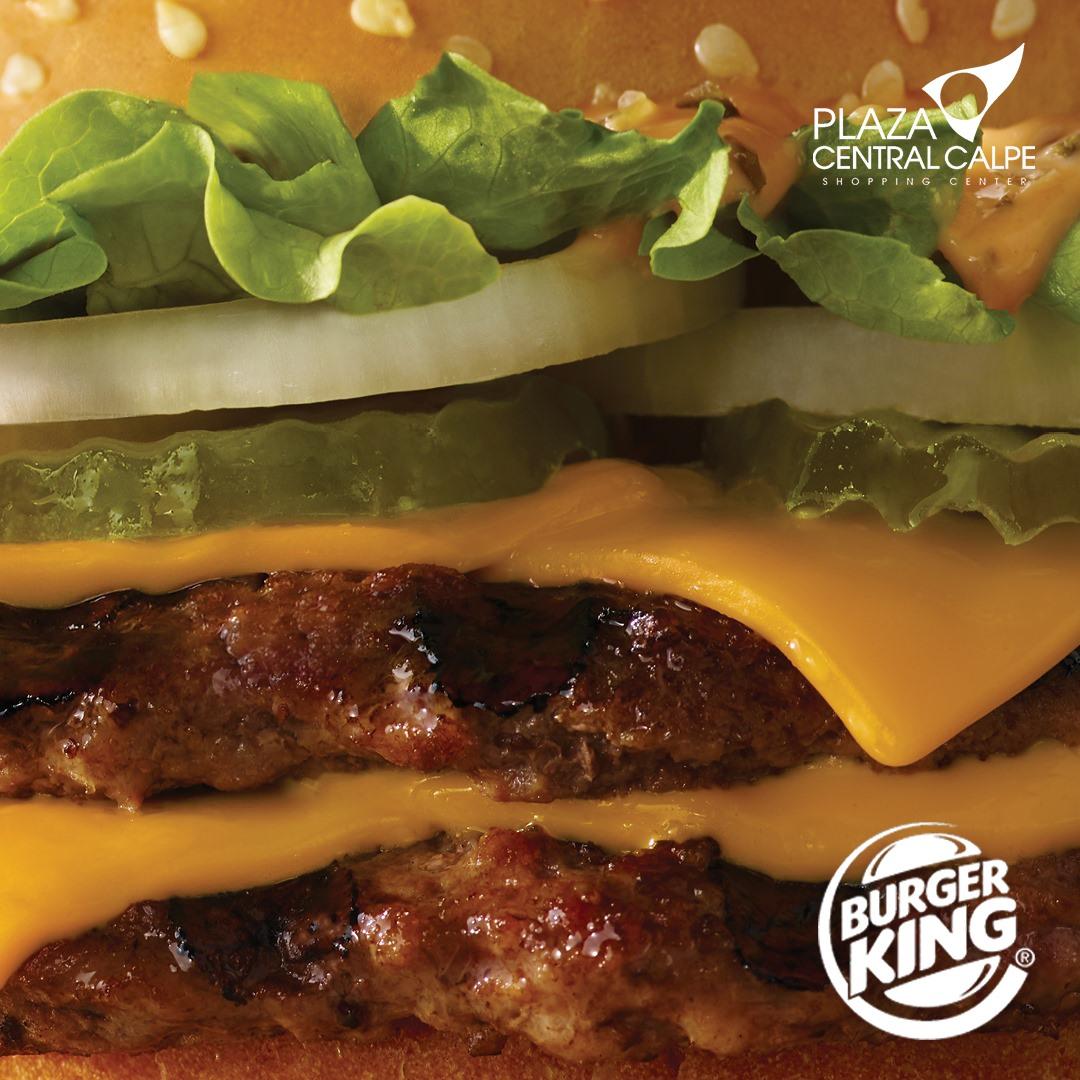 Nuestro restaurante Burger king te lo lleva a casa