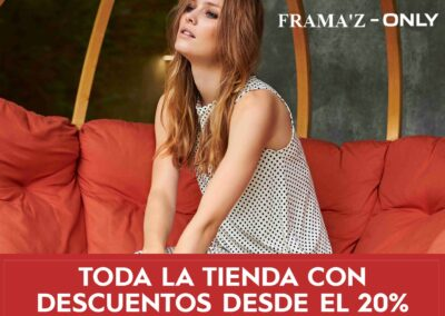 Frama'z Only vuelve con grandes promociones y novedades