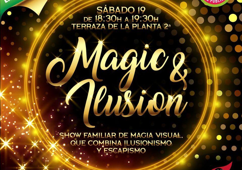 ¡Magia e ilusión para toda la familia!