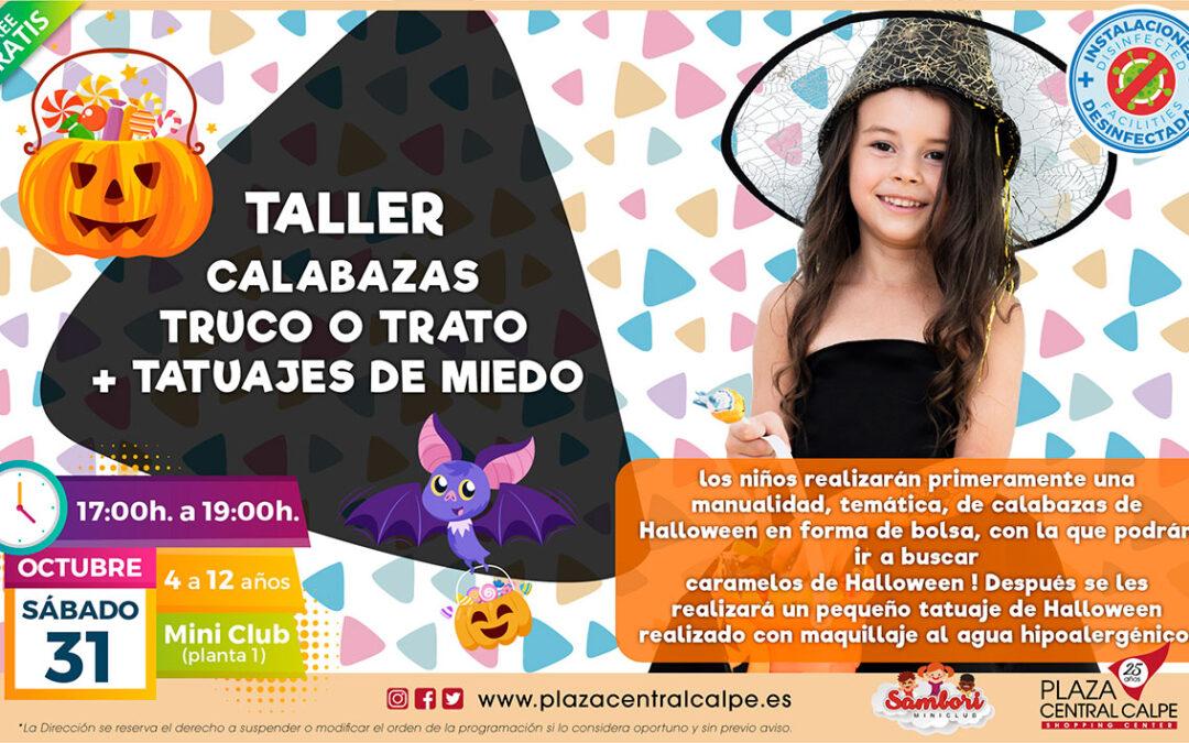 ¡El mejor Halloween se vive en Plaza Central Calpe!