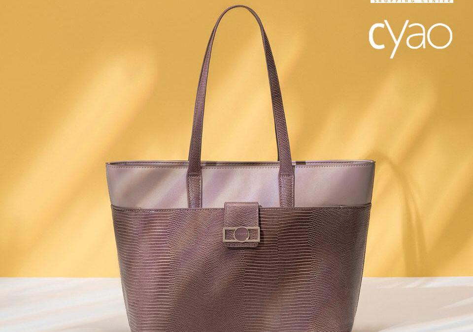 Así son los bolsos de Carpisa en Cyao