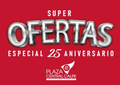 Súper OFERTAS especial Aniversario
