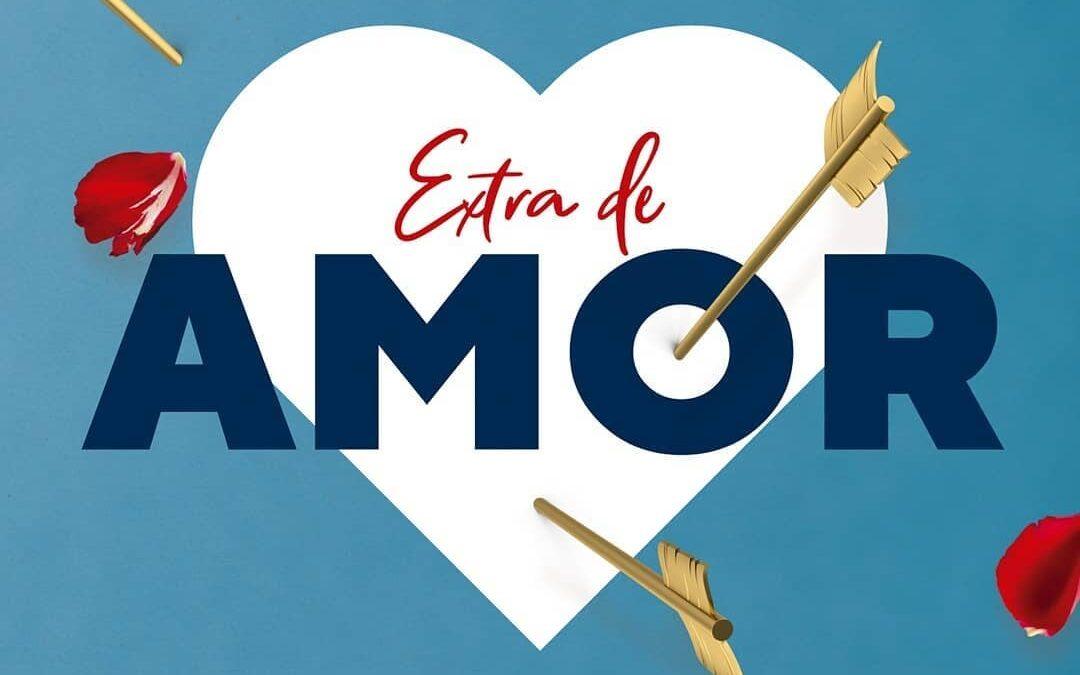 ¡este San Valentín PACO PERFUMERÍAS te regala un EXTRA de AMOR! 💘