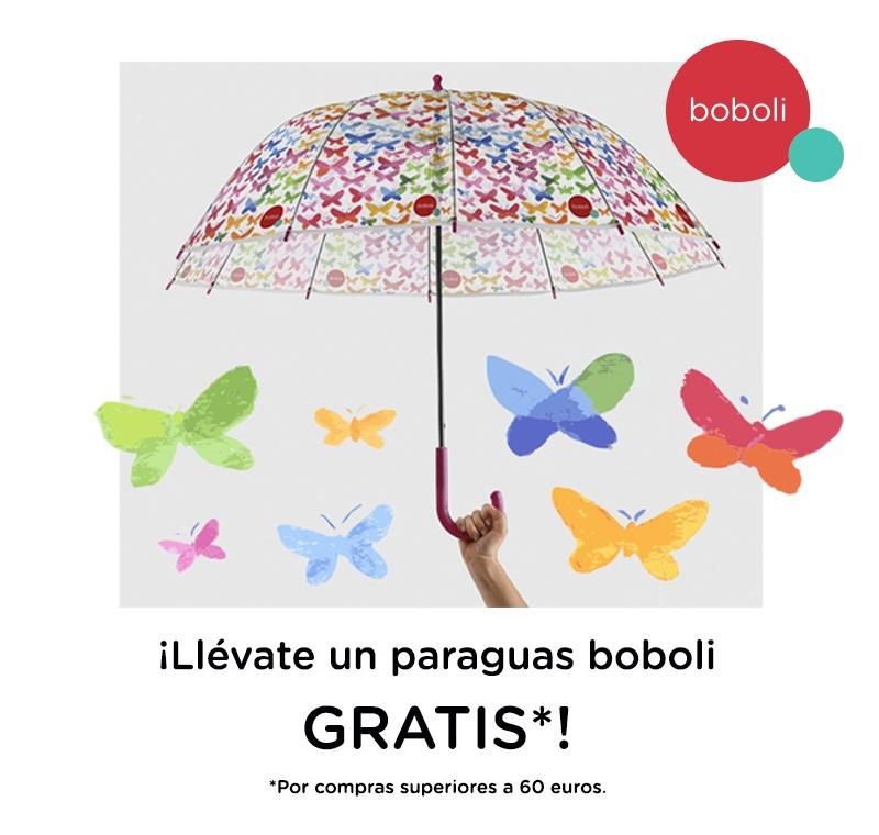 Hazte con la nueva edición del paraguas boboli