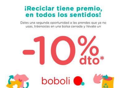 ¡Reciclar tiene premio en Boboli!