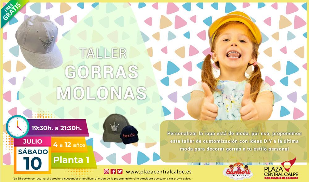 TALLER-GORRAS-MOLONAS