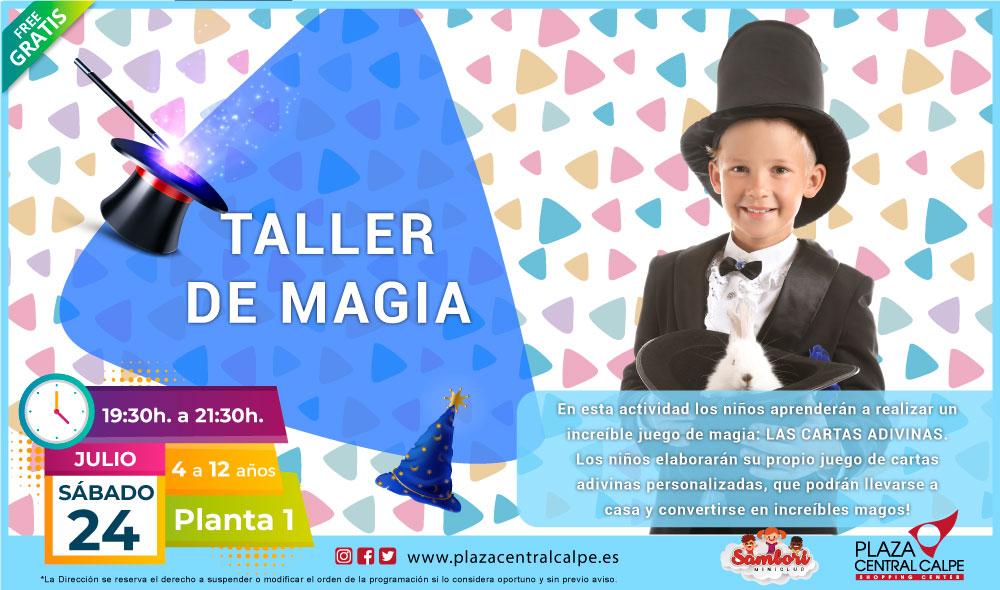 TALLER-MAGIA