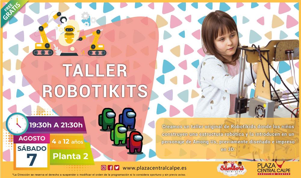 TALLER-ROBOTIKITS