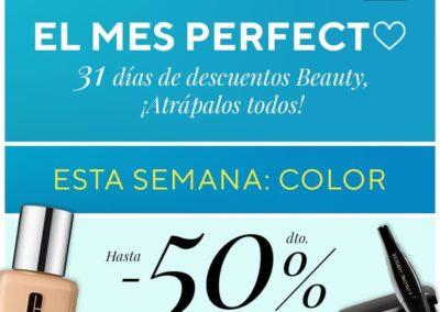 ¡Llega EL MES PERFECT a Paco Perfumerías!